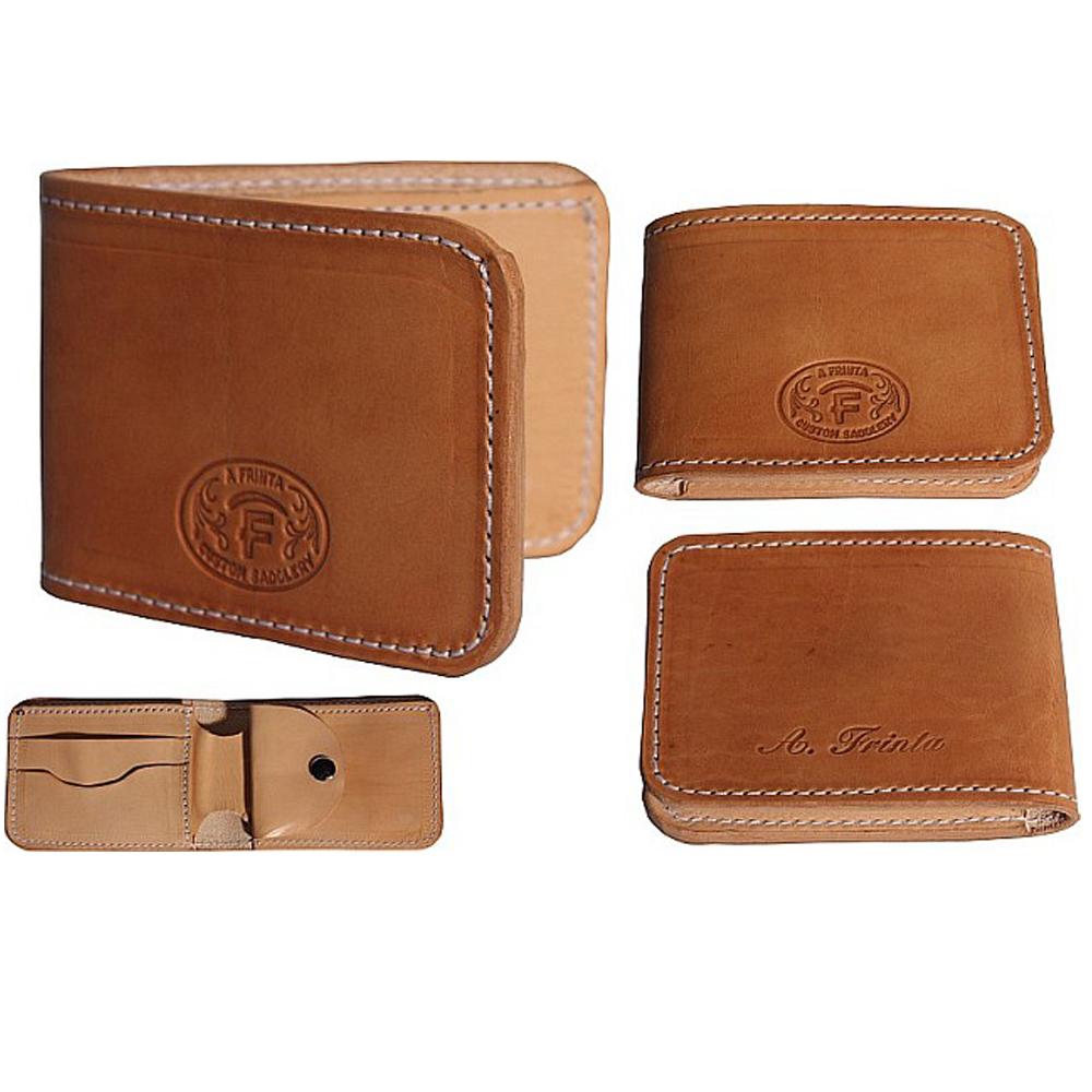 Kožená peněženka P4LEZ – Sedlářství Frinta d2c6513f97